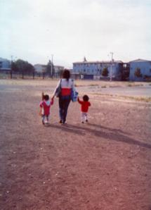 Fotografía tomada por vecina de Colina para reflejar su experiencia en un entorno deteriorado