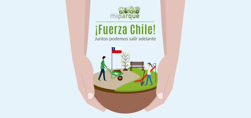 ¡Reconstruyamos juntos los barrios de Chile!