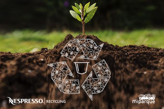 recicla cápsulas nespresso y genera compost